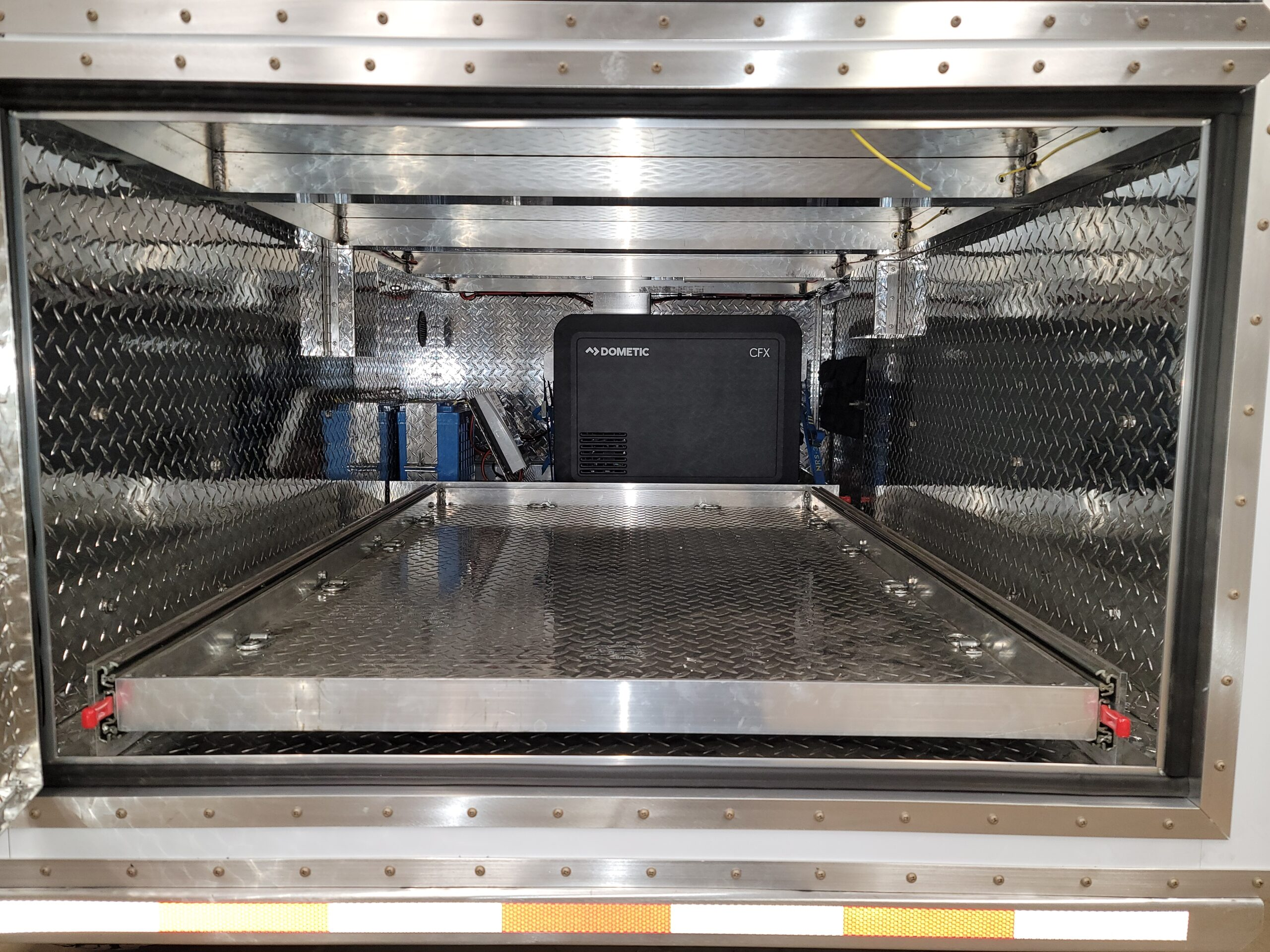Rear Cargo lower storage 2